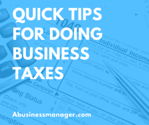 Small Business Accounting Service